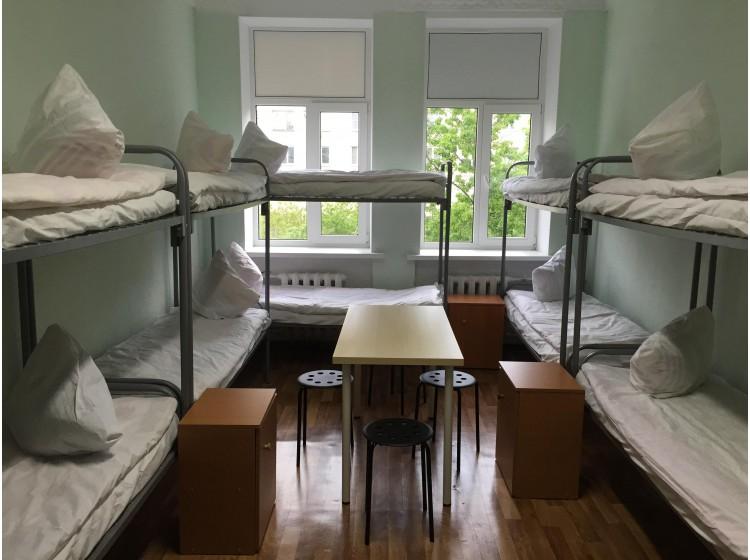 Общежитие на Молодёжной