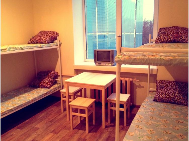 Общежитие на Кантемировской