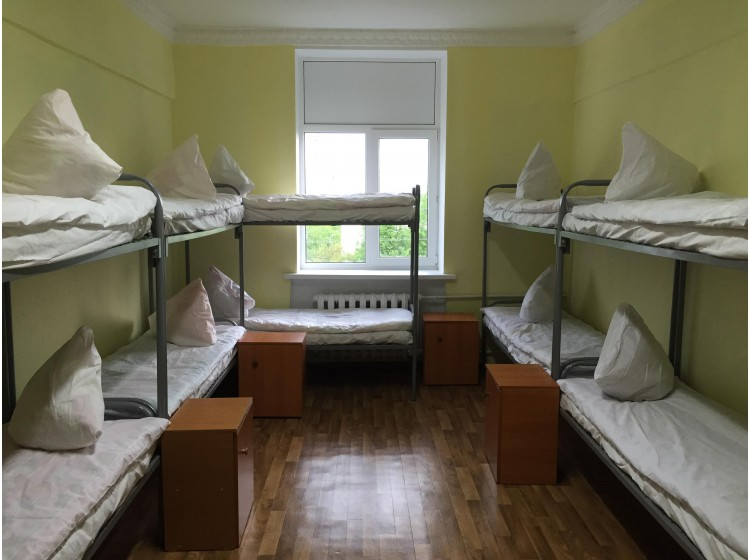 Общежитие на Римской