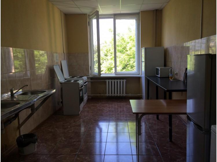 Общежитие на Коломенской