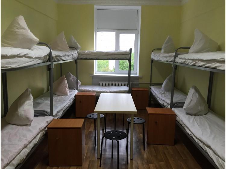 Общежитие на Сходненской