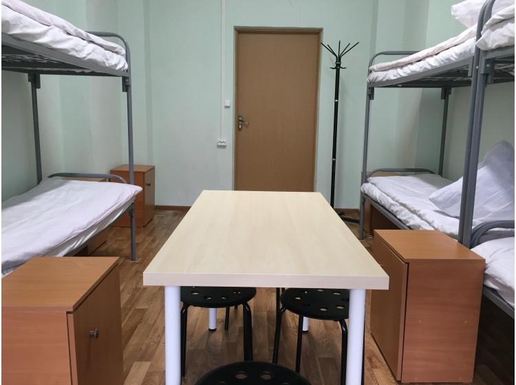 Общежитие в Строгино