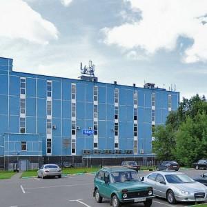 Общежитие на Каширской
