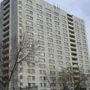 Общежитие у метро Выставочная