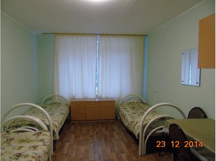 Общежитие на Авиамоторной 2