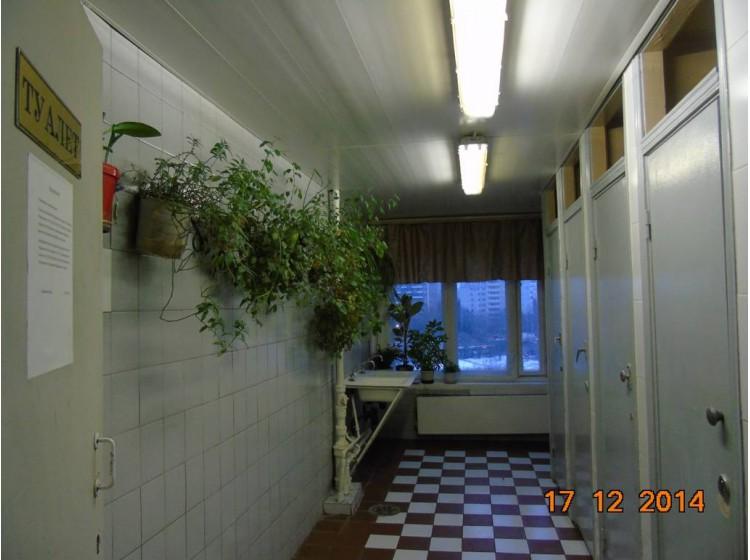 Общежитие у метро Кунцевская