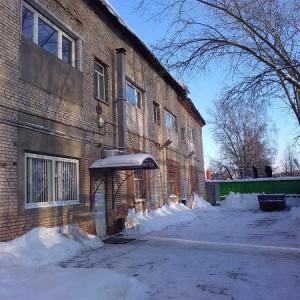 Общежитие на Лихачевском переулке