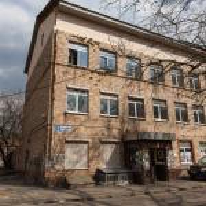 Общежитие на 2-м Богатырском переулке