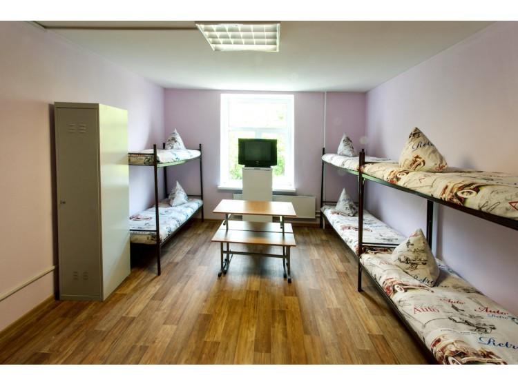 Общежитие на 2-й улице Машиностроения