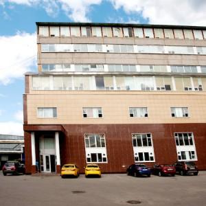 Общежитие Перово