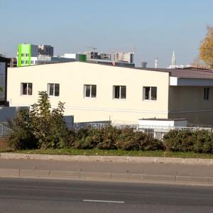 Общежитие метро Парк Победы