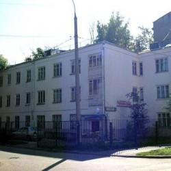 Общежитие у метро Сокол