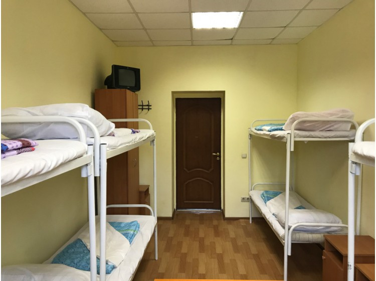 Общежитие в Подольске