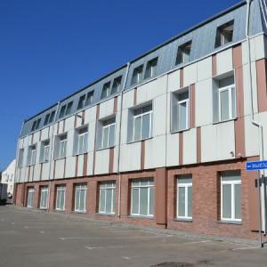 Общежитие у Павелецкого вокзала
