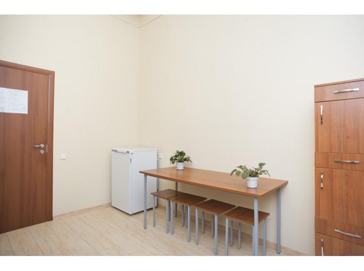 Общежитие на Щёлковской для рабочих