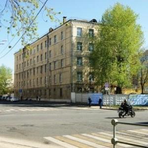 Общежитие у м. Хорошевская