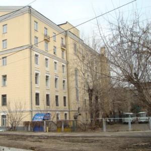 Общежитие у метро Павелецкая