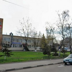 Общежитие на Шоссе Энтузиастов