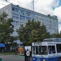 Общежитие на Октябрьском Поле