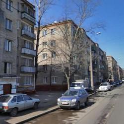 Общежитие у метро Бульвар Рокоссовского