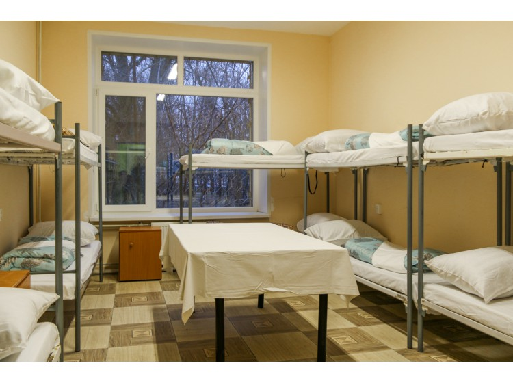 Общежитие у метро Аэропорт