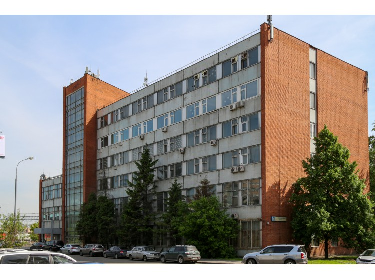 Общежитие в Хорошево-Мневники