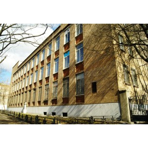 Общежитие на Бутырской