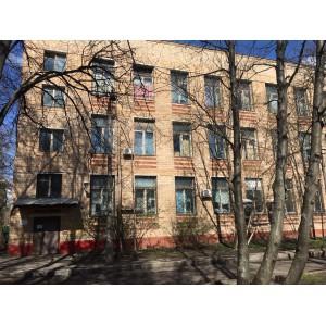Общежитие на ул Нагорная