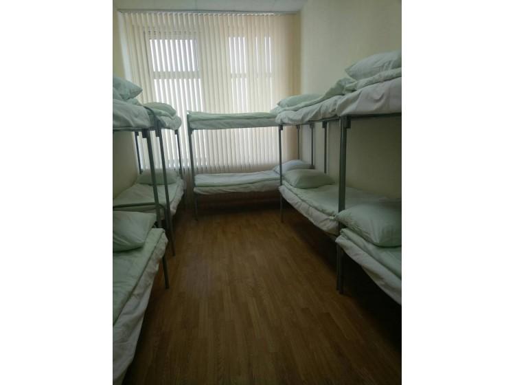 Общежитие на Черкизовской