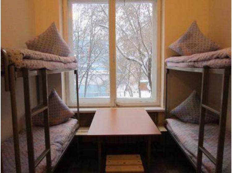 Общежитие Варшавская
