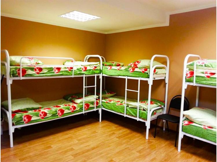 Общежитие Авиамоторная
