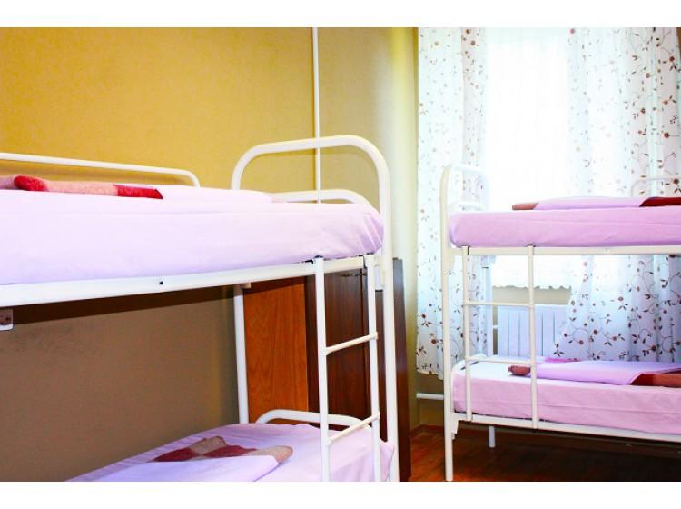 Общежитие на Лермонтовском проспекте