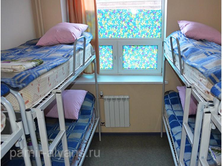 Общежитие на Нагорной