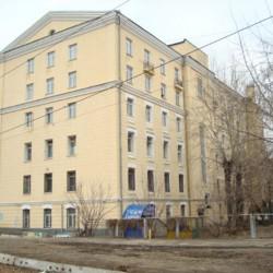 Общежитие на Павелецкой