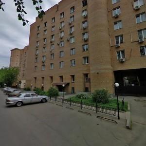 Общежитие на Белорусской