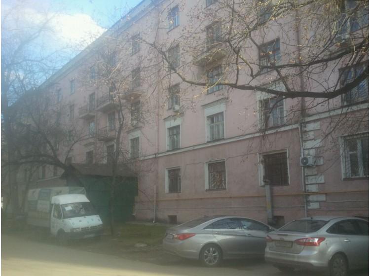 Общежитие на Бабушкинской