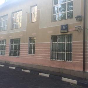Общежитие Речной Вокзал