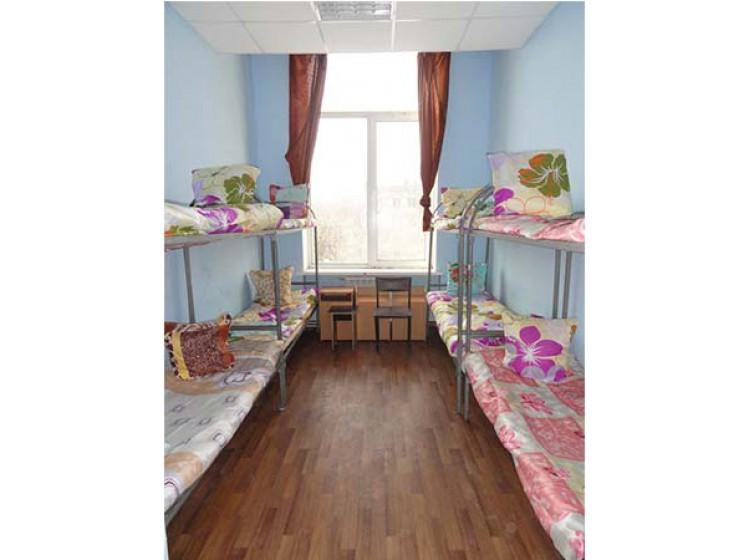 Общежитие на Полежаевской