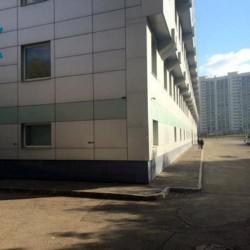 Общежитие МЦК Крымская