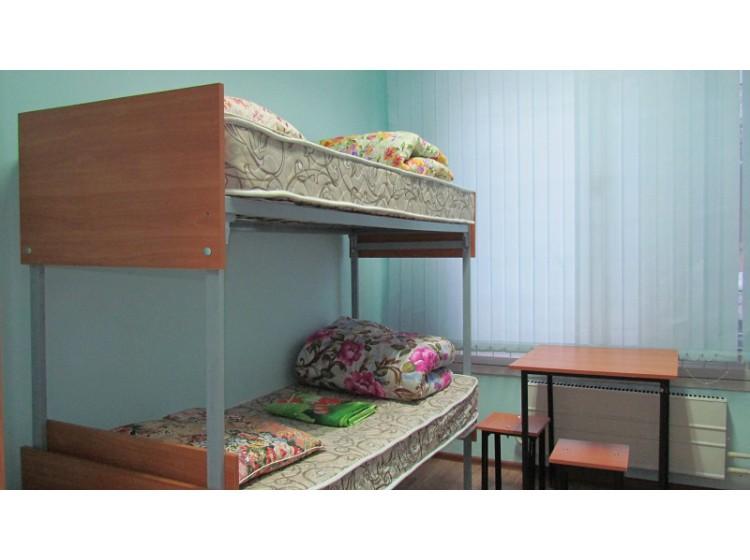 Общежитие в Отрадном