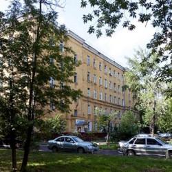 Общежитие на Тимирязевской