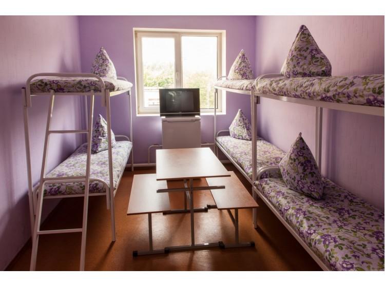 Общежитие Текстильщики