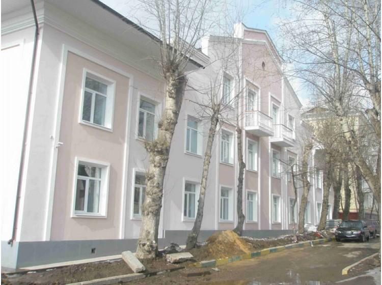 Общежитие Каширская