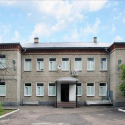 Общежитие Молодежная