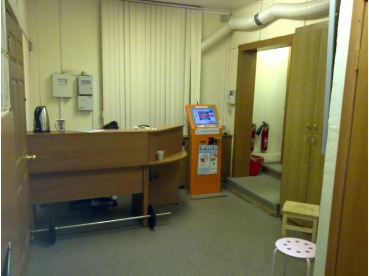 Общежитие у метро Октябрьское поле