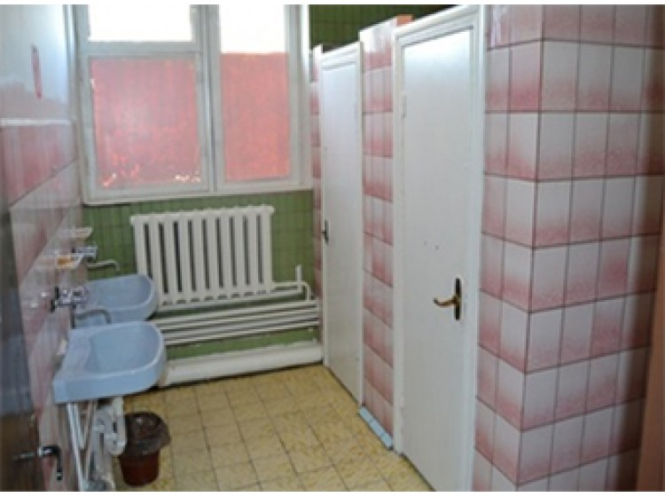Общежитие в Кубинке