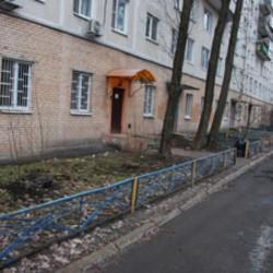 Общежитие у метро Тушинская
