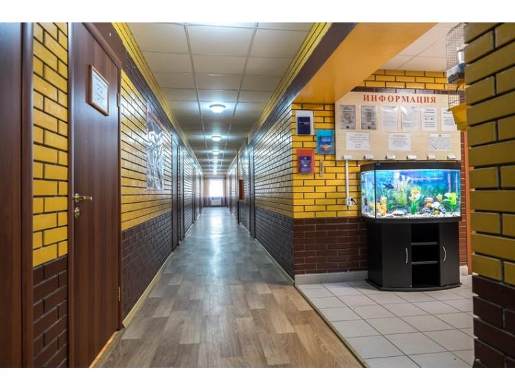 Общежитие Бульвар Рокоссовского