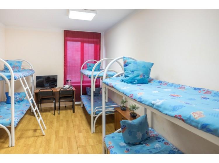 Общежитие в Останкино