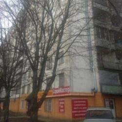 Общежитие на Пражской